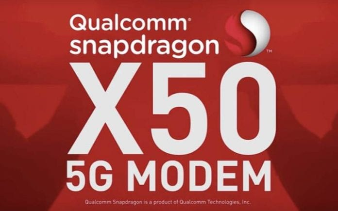 Qualcomm Snapdragon 50x