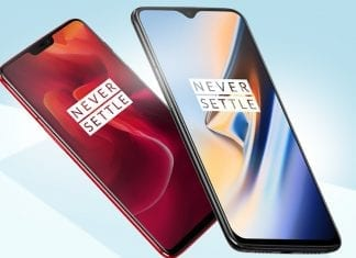 OnePlus 6 y 6T