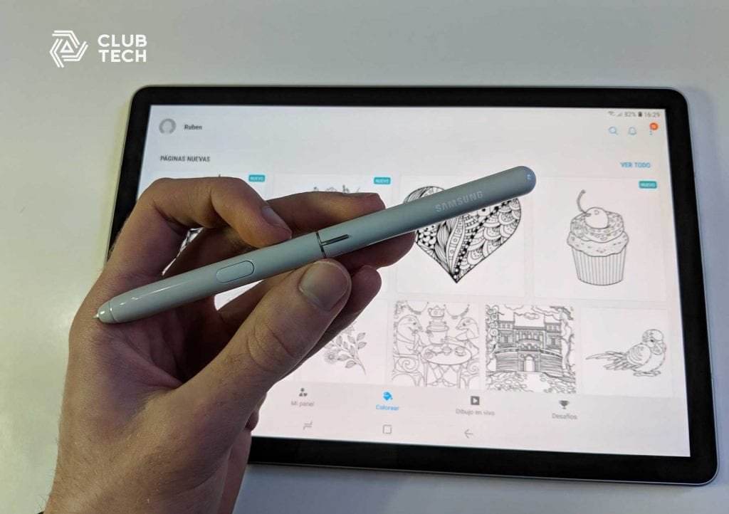 S Pen Galaxy-Tab-S4