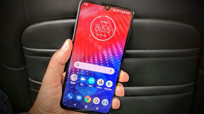 Motorola Z4 Force y Z4 Play