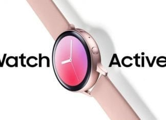 Nuevo Galaxy Watch Active2