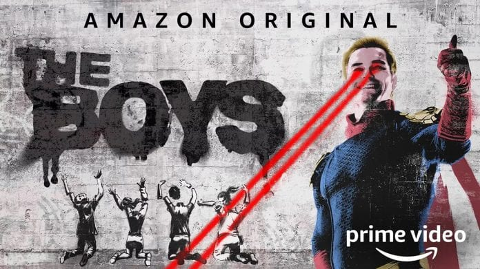 the boys prime video