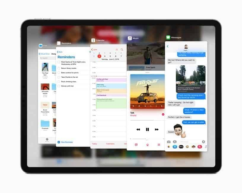 Confirmed iPadOS departure date and compatible models 1