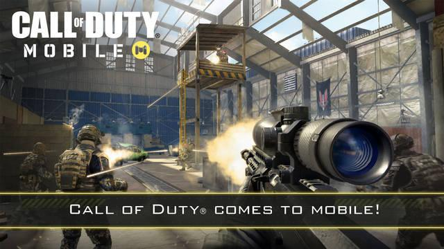 Call of Duty Mobile con Battle Royale