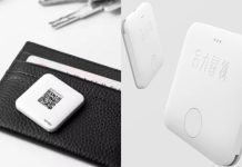 Xiaomi Bluetooth Key Finder