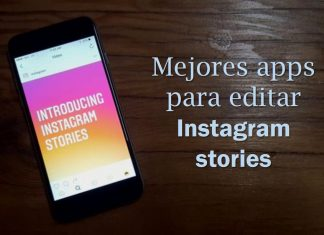 Mejores apps para editar stories animados en Instagram