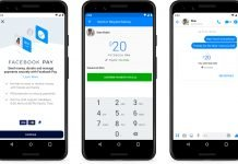Facebook Pay pagos en WhatsApp