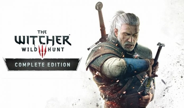the witcher 3 steam