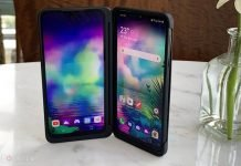 doble pantalla LG Dual Screen G8X Thinq