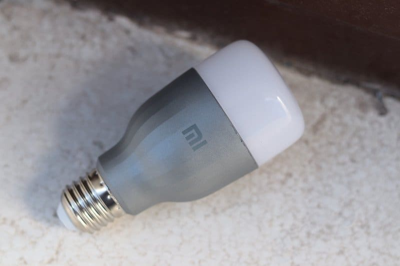 xiaomi bombilla LED smart bulb
