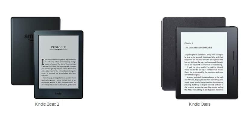 8a generacion Kindle Amazon