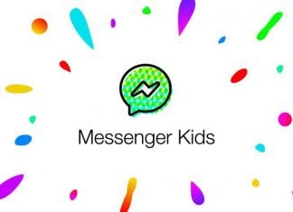 messenger kids facebook app niños