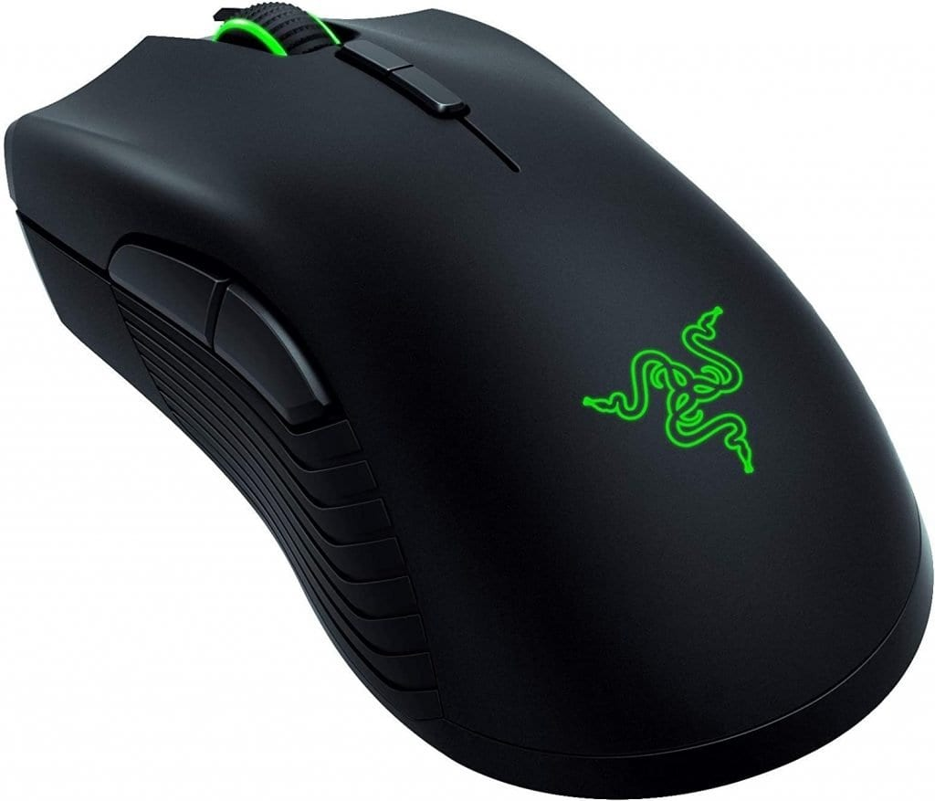 Razer Mamba Wireless Mouse gaming en Amazon España