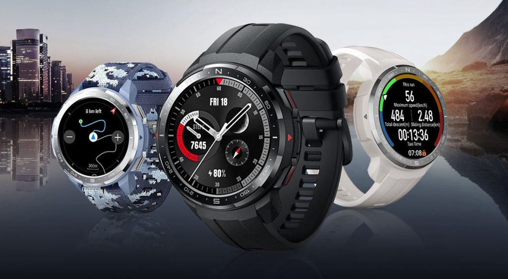 Honor Watch GS Pro características, smartwatches económicos