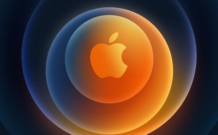 Evento de Apple iPhone 12, 13 octubre