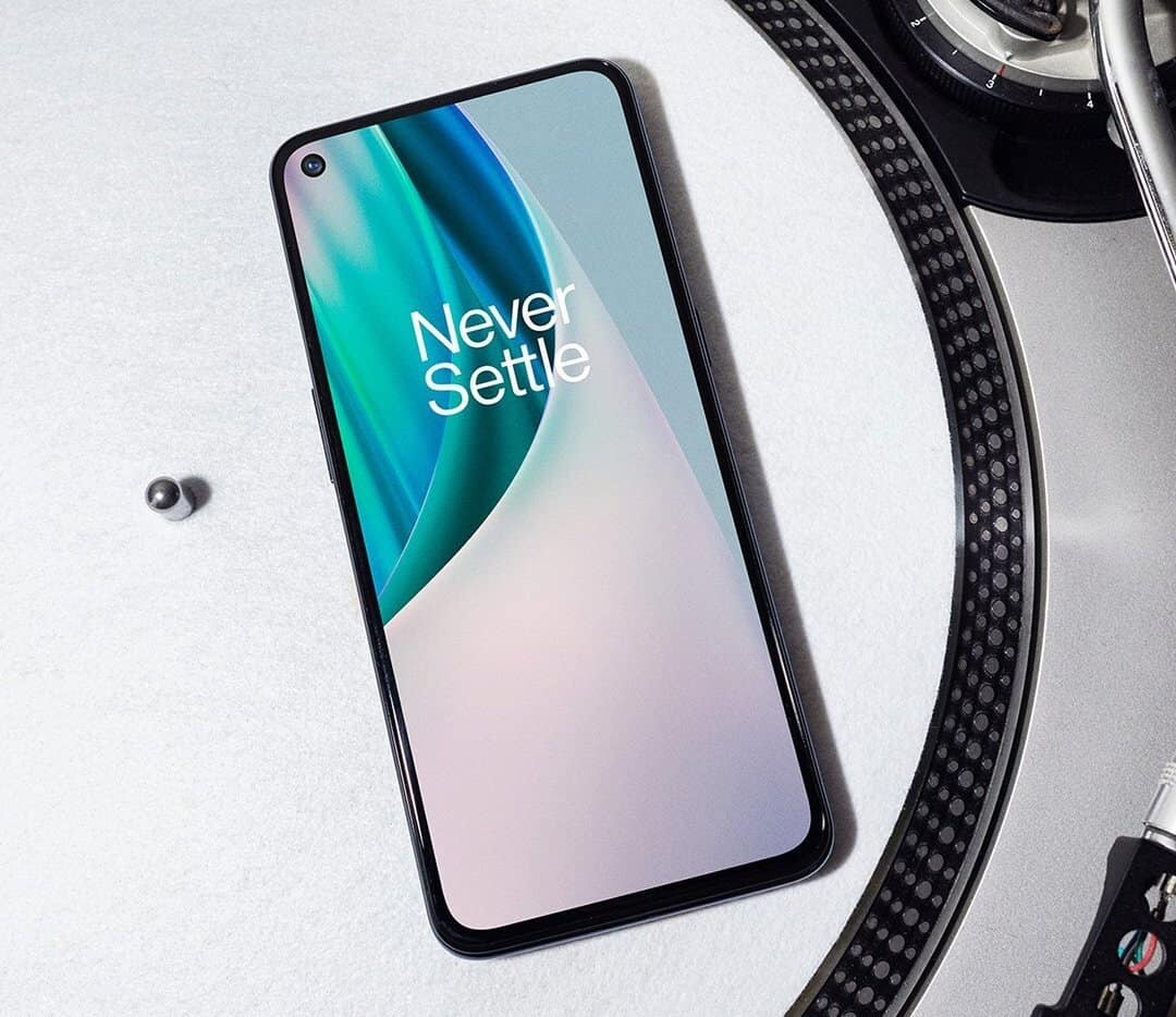 OnePlus Nord 10 y Nord100